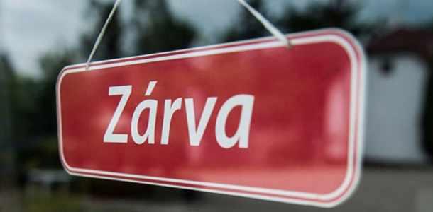 Július 1-én ZÁRVA lesz a rendelőintézet!