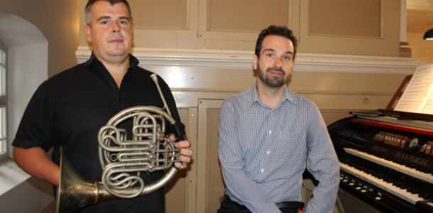 Illusztris művészek adtak koncertet a református templomban